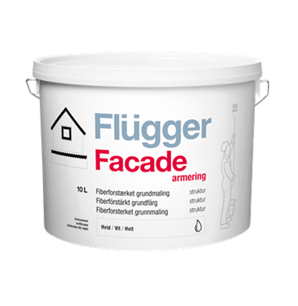 Flügger Facade Armering, Дания