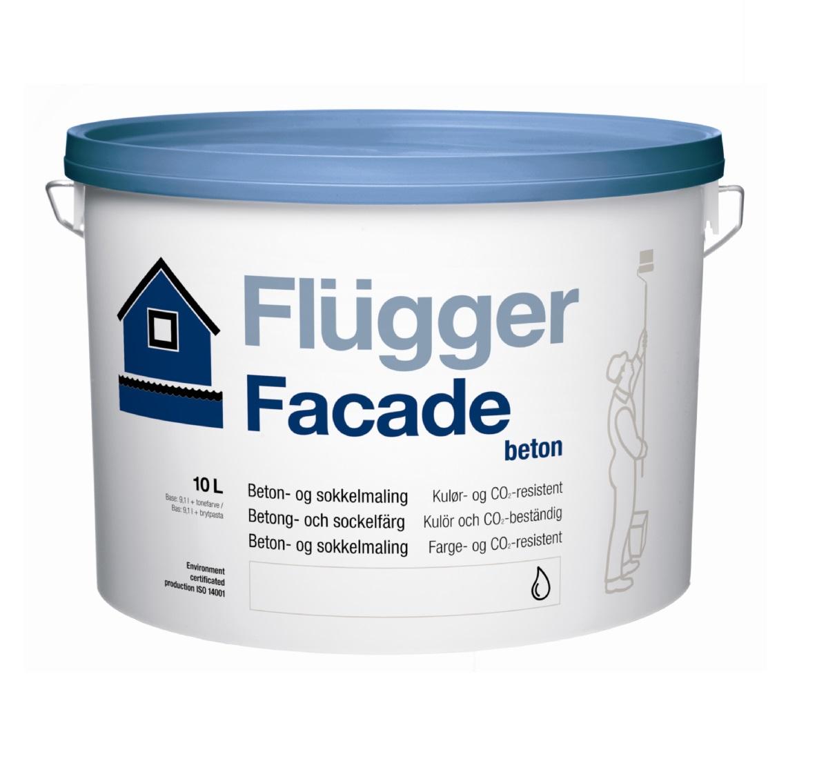 Flügger Facade Beton