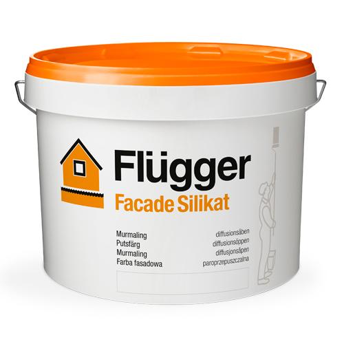 Flügger Facade Silicate