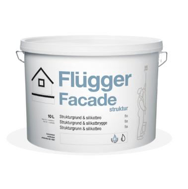 Flügger Facade Structure