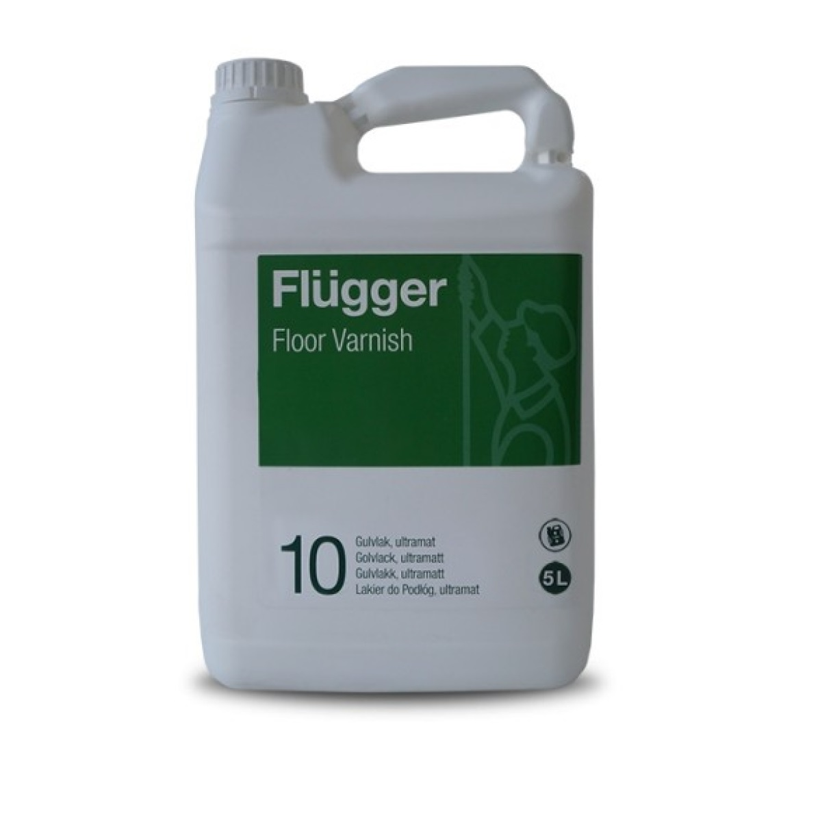 Flügger Floor Varnish (Gulvlak ultramat)