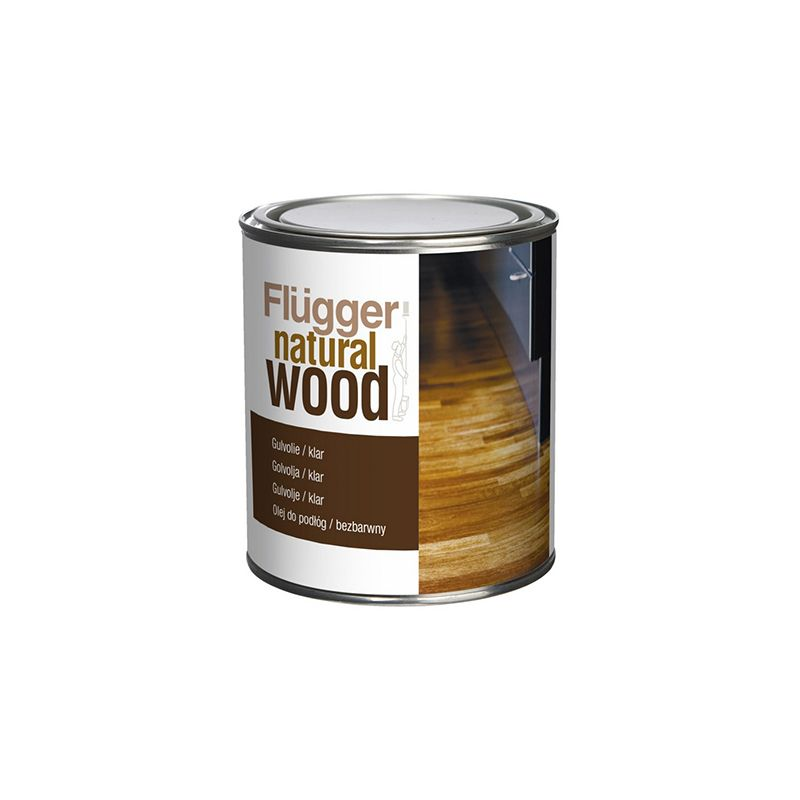 Flügger Natural Wood Floor Oil