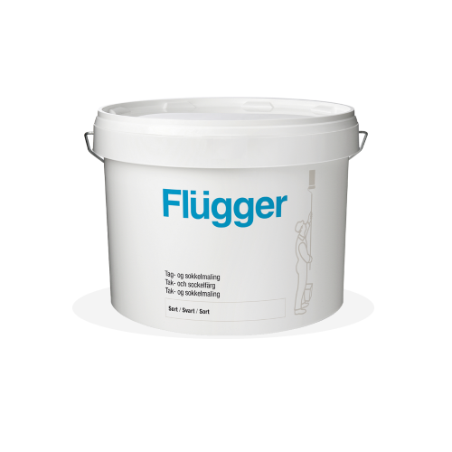 Flügger Roof and Base Paint