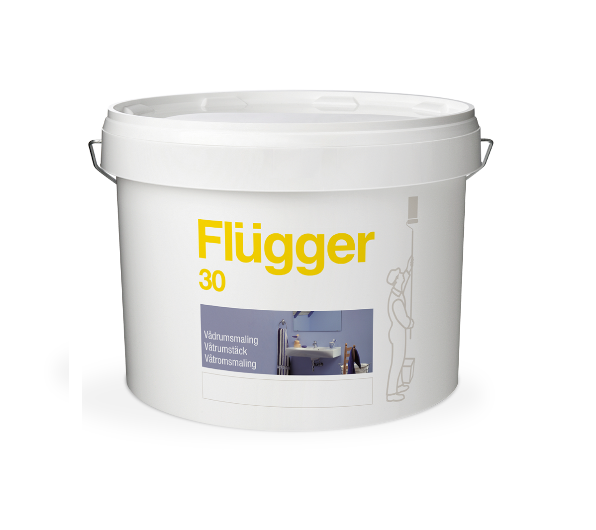 Flügger Wet Room Paint