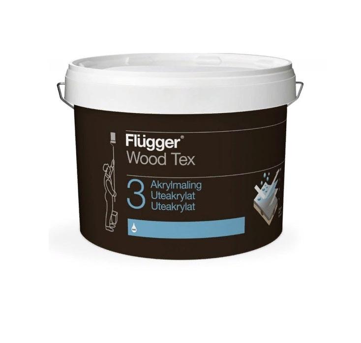Flügger Wood Tex Akrylmaling