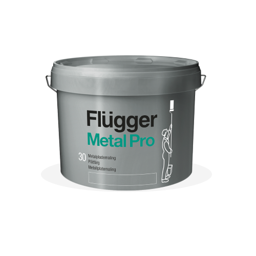 Flugger Metal Pro Sheet Metal Paint
